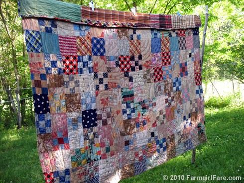 Vintage Quilts 4