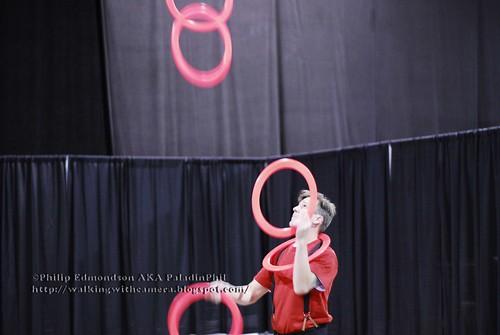 Juggling....