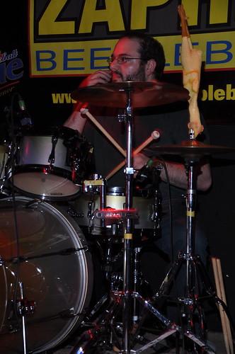 Kalle Mattson at Zaphod Beeblebrox