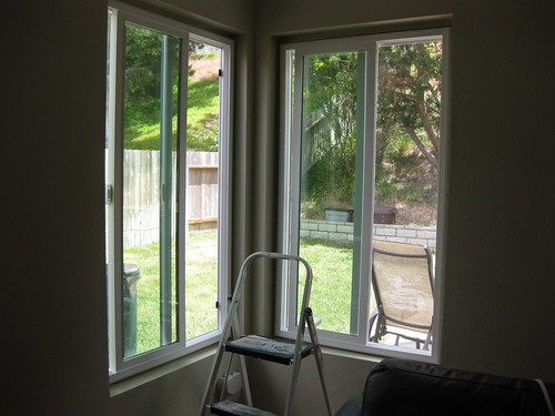New Retrofit Windows