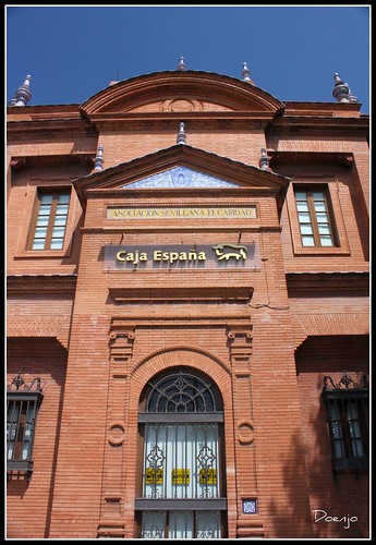 Pabellón Asociación Sevillana de Caridad