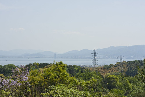 Tower & Biwako