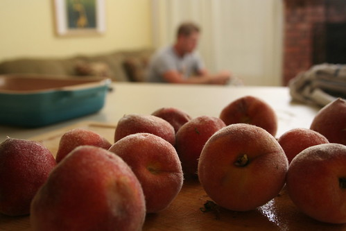 Matt and the giant peach