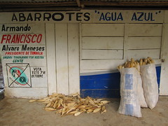 Aqua Azul 018 - Overdue delivery (Ben Beiske) Tags: mexico chiapas mexiko aquaazul