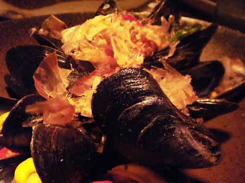 Fish Market / Fiskmarkadurinn, Iceland - Mussels from Hrísey