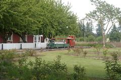 Phoenix & Holly passenger train