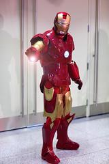 Iron Man 2010 Phoenix Comicon (gbrummett) Tags: arizona comics cosplay ironman movies comiccon comicon robertdownyjr ironman2 canoneos5dmarkiicamera canon85mmf12liiusmlens azavengers 2010phoenixcomiccon arizonaavengers arizonaavengersarizonasmightiestheroes aaronforrester