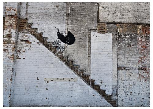 Banksy half-assed