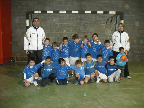 Equipo Prebenjamín (6 - 7 - 8 años) 2009/2010