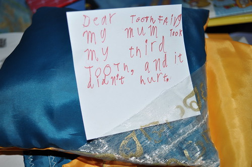 dear tooth fairy3213