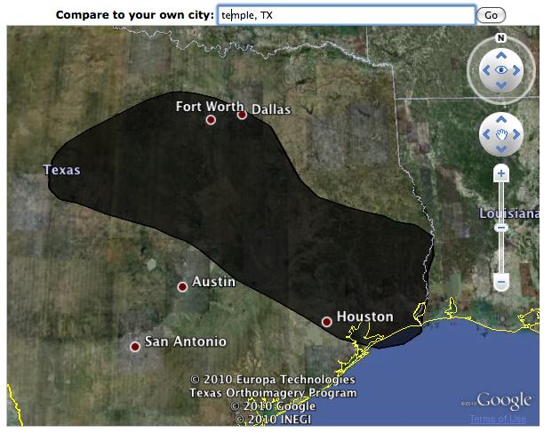 Oil Spill 06/02/10 - TX