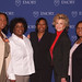 Dr. Joycelyn Wilson, Billette Owens-Ashford & Rosa McKnight- Atlanta Public Schools, Jane Fonda, Marie Mitchell, Project Director
