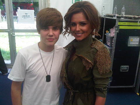 Justin & Cheryl Cole by seeyaBELLE