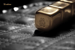 If my heart was a house you'd be home (rsalicius) Tags: gold lipstick guerlain rosalicious