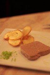 Square One - duck pate