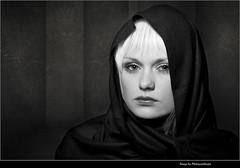 Jodie in Black Shawl (photographerjoe) Tags: dapagroup dapagroupmeritaward dapagroupmeritaward3 dapagroupmeritaward2 dapagroupmeritaward1
