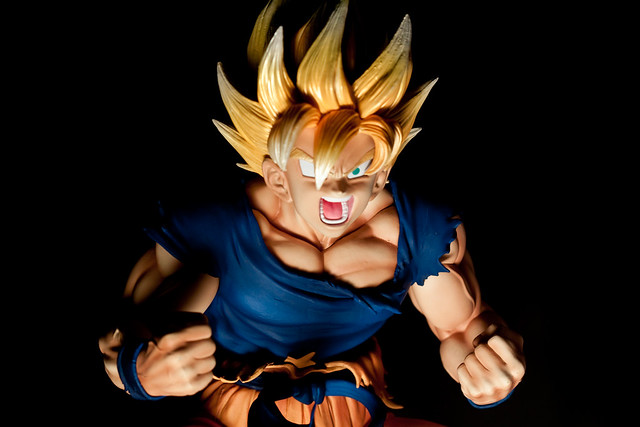 Figuras de accion Dragon Ball