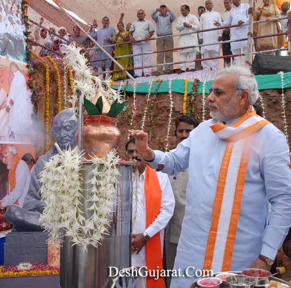 Gujarat time capsule,buried in land to last 1,000 years:Modi ...