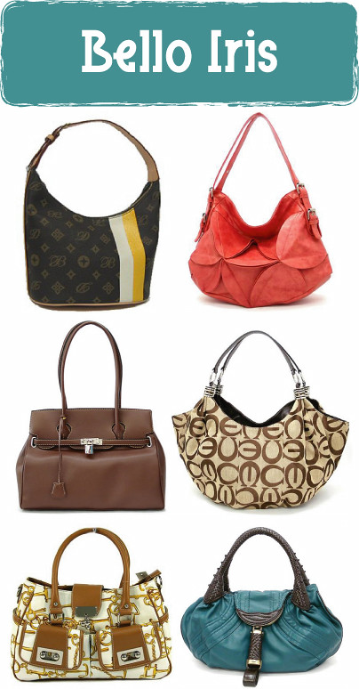 Vegan Handbags: Bello Iris