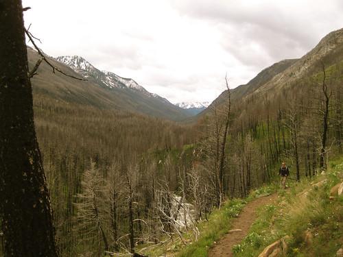 West Fork Boulder River Drainage