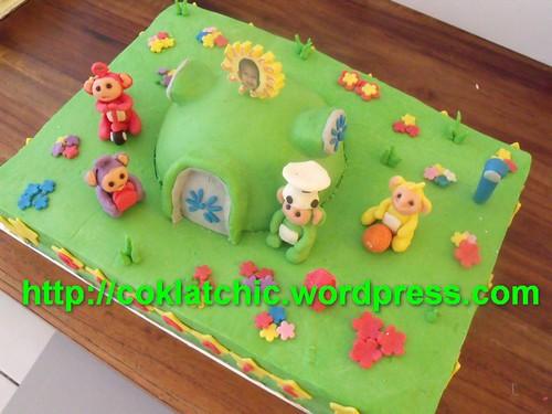 Teletubbies cake – GIBRAIL | Jual Kue Ulang Tahun