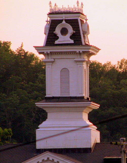 Smith County Courthouse Tower
