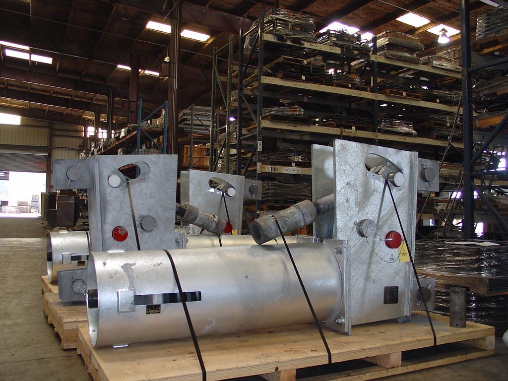 70,000 lb. Load Constants for Power Plant