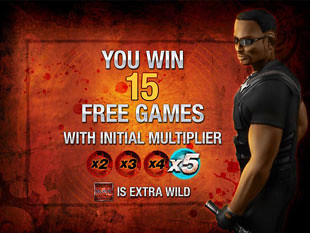 free Blade free spins