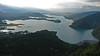 Pantano de Mediano (felixcontrerassanchez) Tags: atardecer peña embalse sobrarbe mediano samitier montañesa pantanodemediano