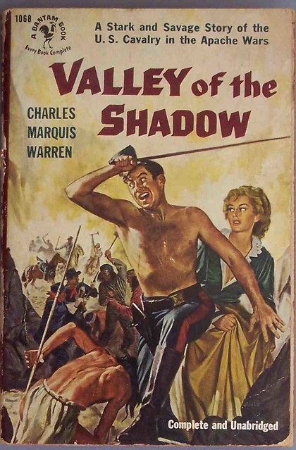 Valley of the shadow, Mitchel hooks