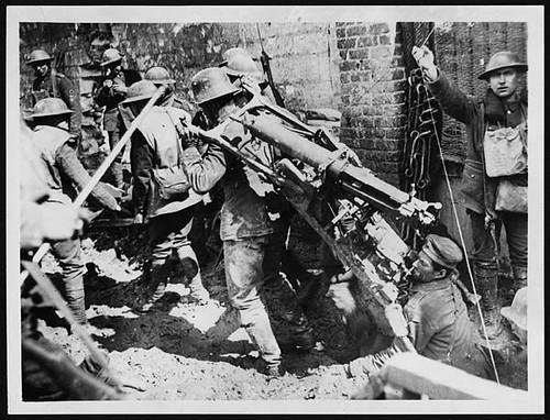 world war 2 guns and weapons. The Second World War is