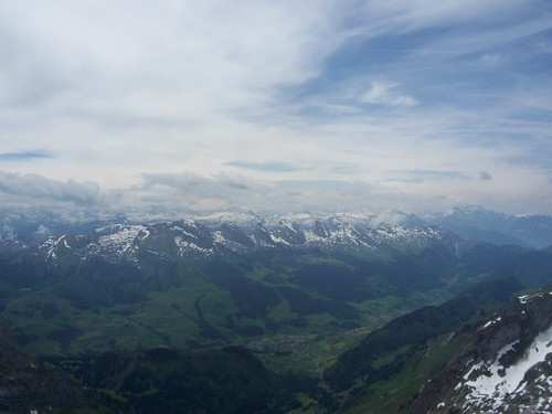 View from Säntis