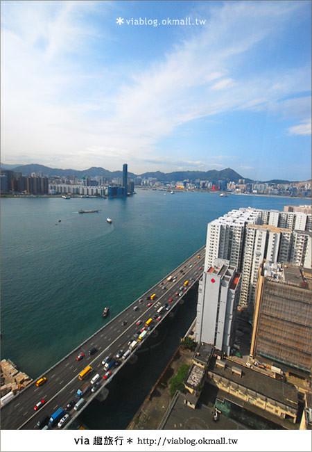 【香港自由行住宿】海景五星級酒店~港島海逸君綽酒店18