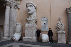 The Capitoline Museum (Sakena) Tags: rome art