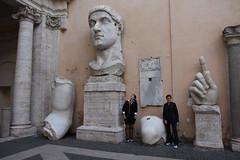 The Capitoline Museum (Sakena) Tags: rome art