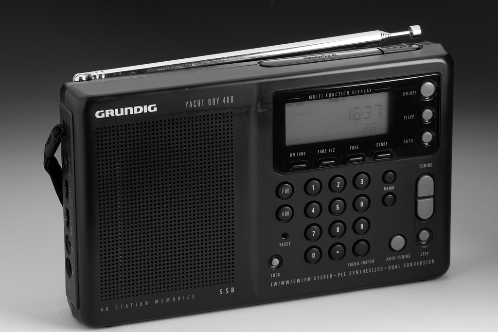 The World's Best Photos of grundig and shortwave - Flickr