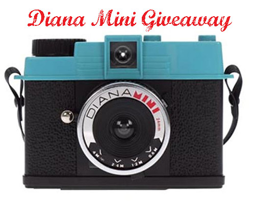 Diana Mini Giveaway thanks to Fred Flare!