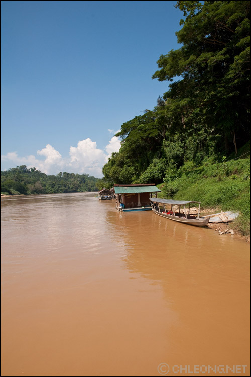 Sungai Pahang, Kuala Tembeling