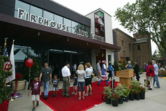 Firehouse Arts Center in Pleasanton (Photo by Anda Chu/Bay Area News Group
