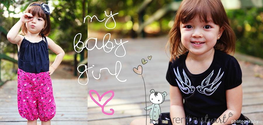 Baby Bones little model