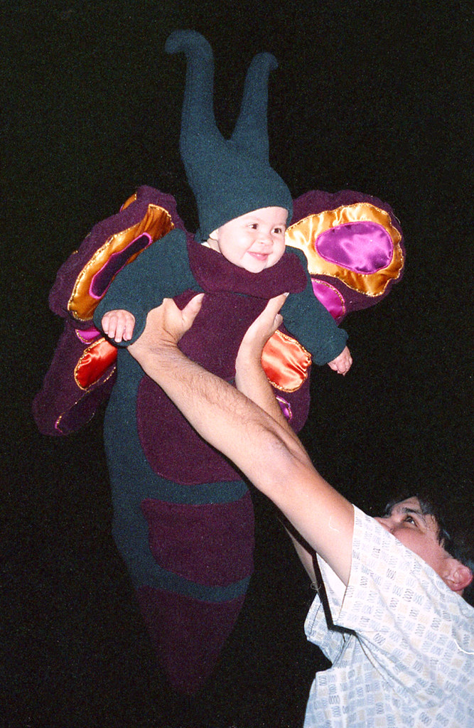 Sadie halloween 1999