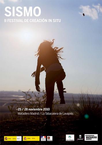 sismo cartel segunda edición 2010