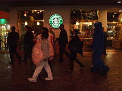 Vegas 2010, Halloween - 4 (demartinyh) Tags: fujif40