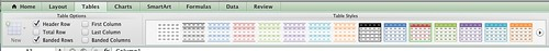 Excel.2011.Table.Styles