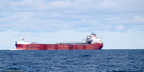 Great Lakes ore carriers