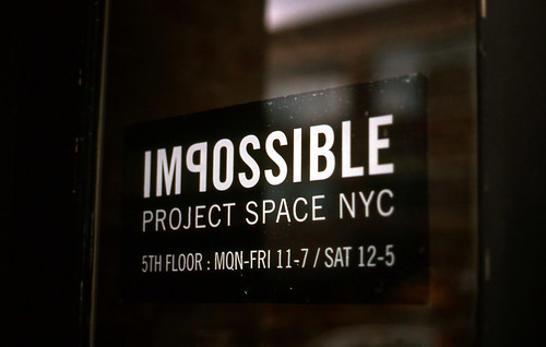 IMPOSSIBLE PROJECT SPACE NYC / Kodachrome