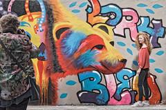 le portrait DxOFP_DSF3628 (mich53 - thank you for your comments and 4M view) Tags: graphicalexploration graffpark 2017 photographe xt1 xf50140mmf28rlmoiswr fujifilm manteslaville frankreich france îledefrance colors dxofp graffitizm graphisme portrait ours pose streetart
