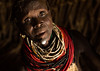 Nyangatom tribe woman with a huge necklace, Omo Valley, Kangate, Ethiopia (Eric Lafforgue) Tags: adult africa anthropology beaded beads beautifulpeople blackpeople bodymodification bume chin closeup day decoration developingcountry eastafrica ethiopia ethiopia0617269 ethiopian headshot horizontal hornofafrica indigenousculture indoors jewel jewelry kangate markings necklaces nyangatom omovalley oneperson onewomanonly ornament ornamentation outdoors pattern portrait scarifications scars traditionalclothing tribal tribe tribeswoman women et
