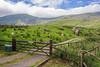 Glan Llugwy Farmhouse Gate (Andrew Hocking Photography) Tags: glan llugwy farmhouse gate farm snowdonia wales ogwen vally landscape clouds rolling hills mountains hillfarm