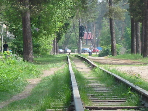 Kratovo children railway 2003-05-25